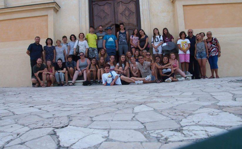 Grupul Speranța în vizită la prietenii şi binefăcătorii din Italia
