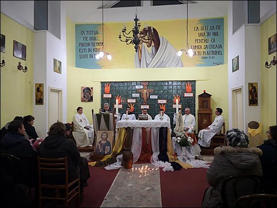 Oneşti: Octava mondială de rugăciune pentru unitatea creştinilor