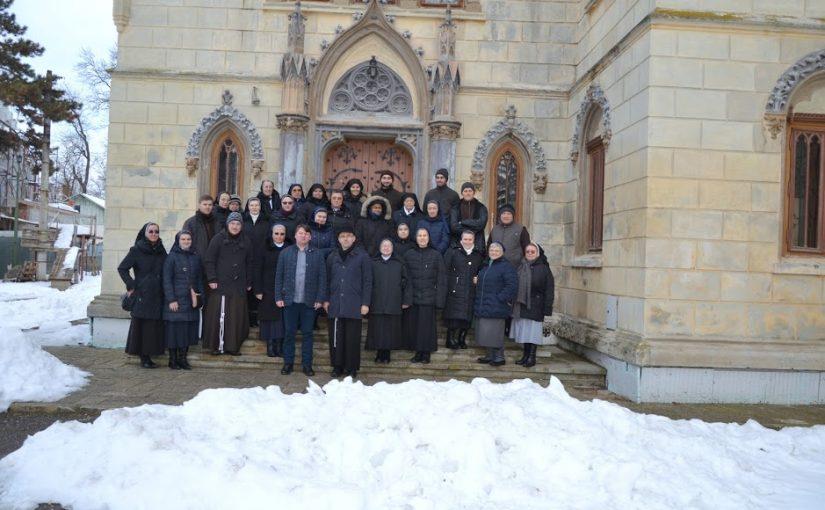 Întâlnirea persoanelor consacrate din zona Roman în octava de rugăciune pentru unitatea creştinilor
