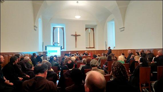 Roma: Un nou doctor în teologie (28 mai)