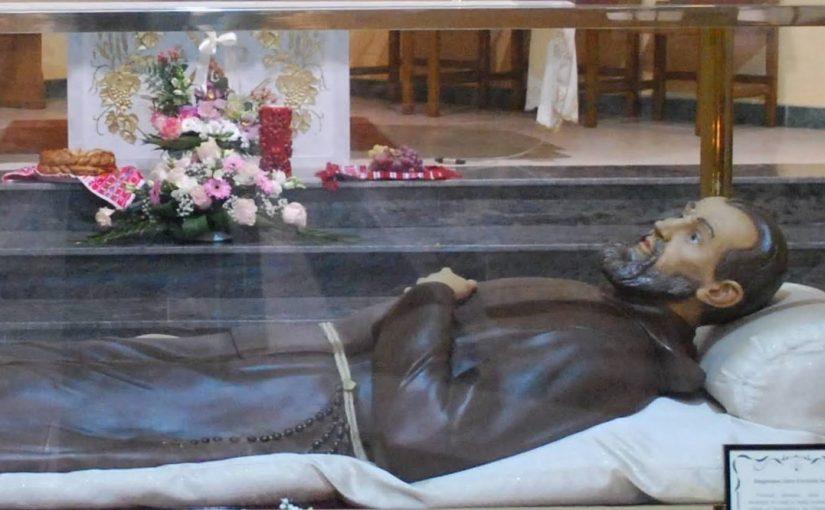 Aniversarea morţii fericitului Ieremia (5 martie 2020)