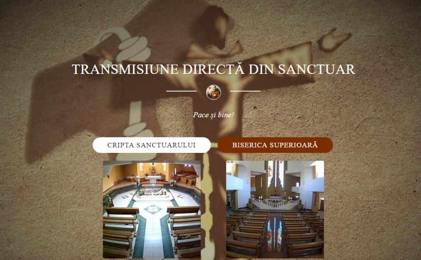 Transmisiune directă din Sanctuar