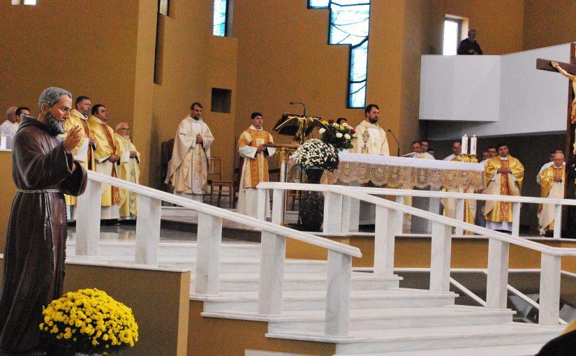 Onești, 30 octombrie  aniversarea a 35 de ani de la beatificarea fericitului Ieremia Valahul